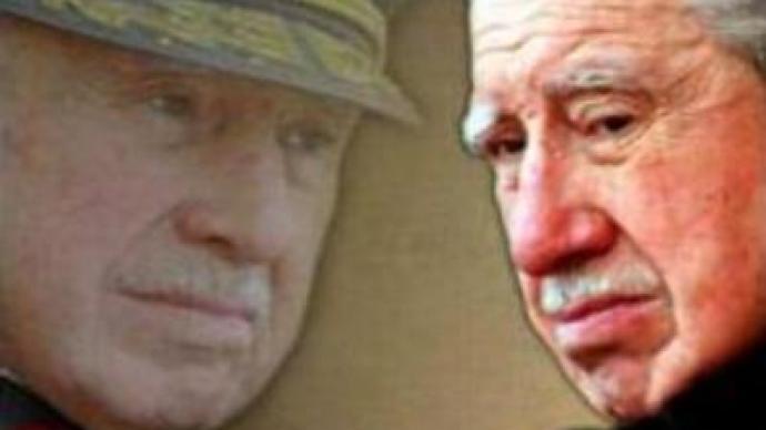 General Pinochet suffers heart attack