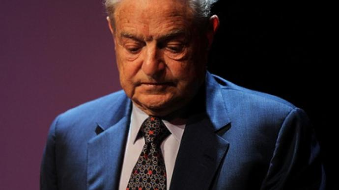 George Soros looks to establish new global finance system