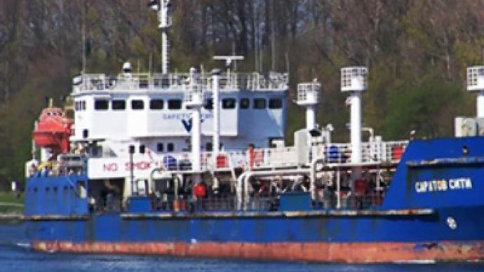 Georgia detains Russian-flagged tanker