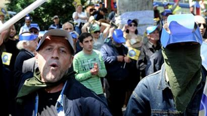 People disappear in Georgia after violent dispersal of opposition rally