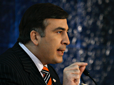 Saakashvili in xenophobia charge