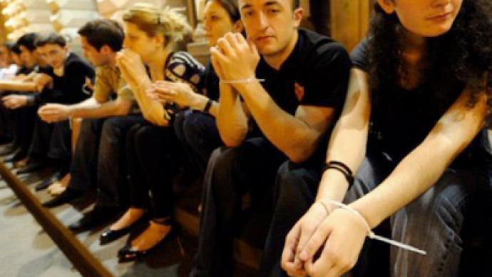Georgia: victims of police crackdown plea for justice