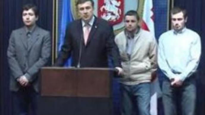 Georgian youths awarded for crossing Abkhazian border