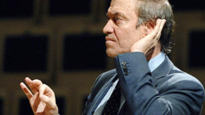 """We are ambassadors to the world"" – maestro Gergiev"