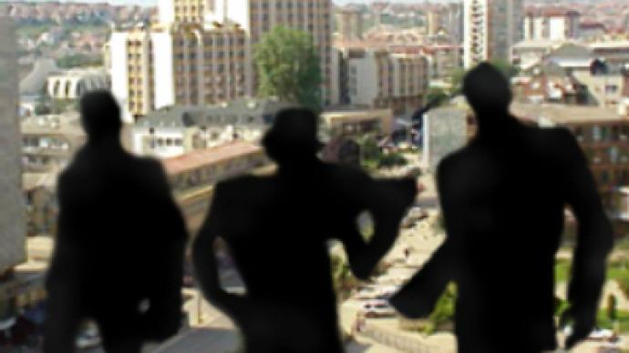 Germans seized in Kosovo spy scandal
