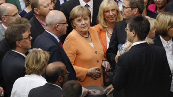 German Bundestag approves $122 billion bailout for Spanish banks