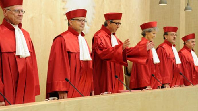 Top German court approves €500-bln eurozone bailout