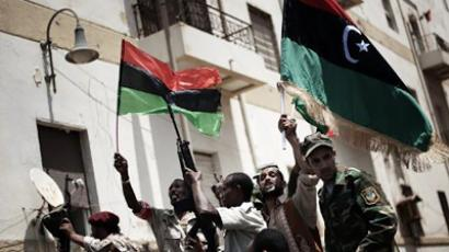 Libyan rebels in disarray