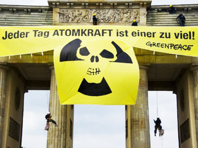 Right reaction? Cold spell forces Germany to switch back to nuclear reactors