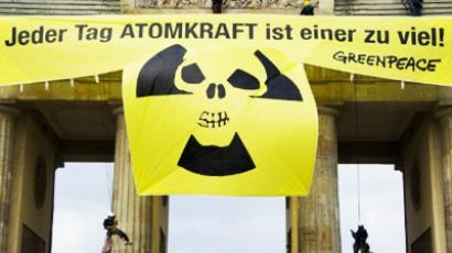 Hundreds detained in Germany over nuclear waste protest