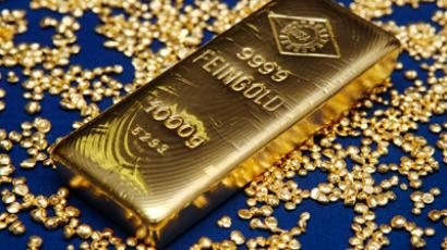 Russia emerges as world's top gold buyer, adding 570 metric tons in last decade