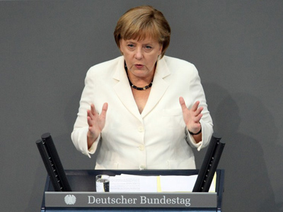Rescue mechanism for EU meets resistance in Germany