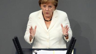Angela Merkel vs. 172 angry economists
