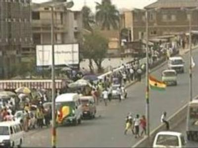 Ghana celebrates 50 years of independence