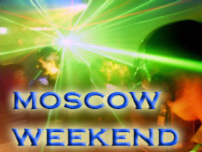 Going out in Moscow: 06.07-08.07