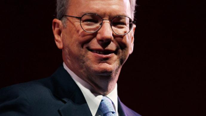 The Future by Google's Eric Schmidt: Cyber wars, terrorism and ethnic cleansing