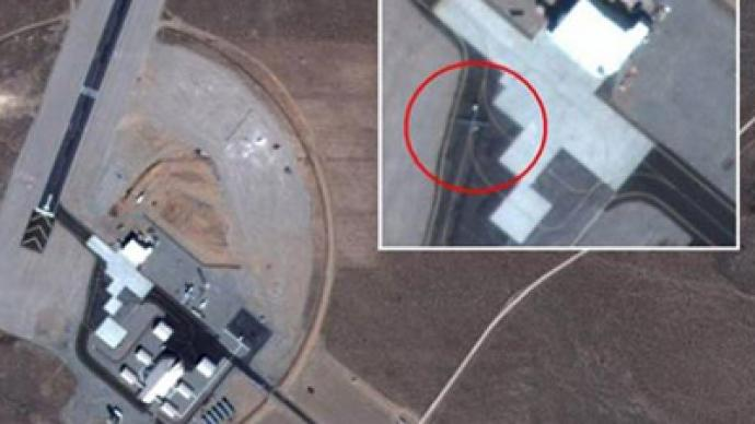 Google unEarths image of secret US drone base in Nevada