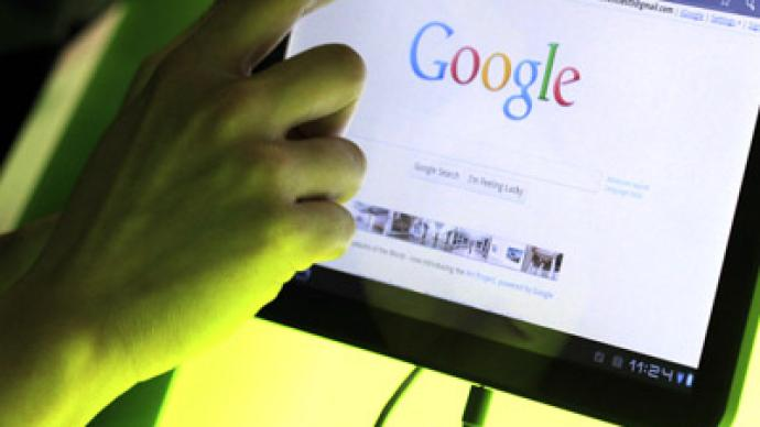 Google reports record requests for private info
