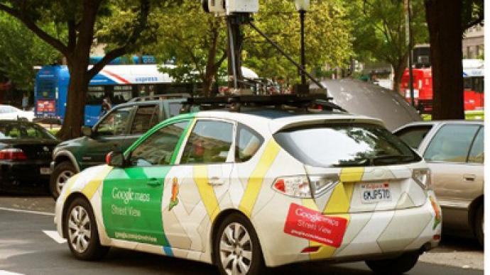 Streetviewed: Google cars snooping on WiFi users not an accident