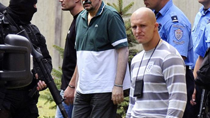 Hadzic silent on war crimes charges