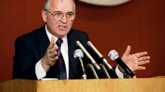Gorbachev celebrates 80th birthday