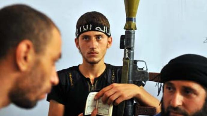 Replacing government 101: Syrian rebels learn democracy in Germany