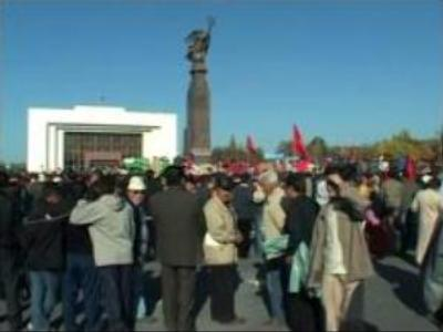 Government's resignation may cause new tensions in Kyrgyzstan