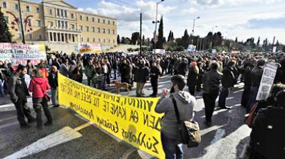 Greek crisis forces brain drain