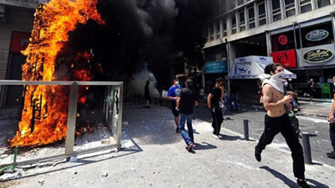 "EU bailout of Greece – ""robbery and swindle"""