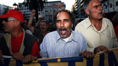 Neither bailout nor default for Greece
