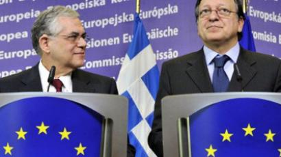 Greece talks up prospects as marathon debt talks drag on