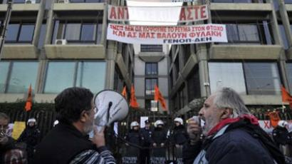 Greece strikes back as Europe seeks a New Hope