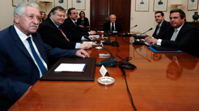 Greece fails to form new government, going to elections