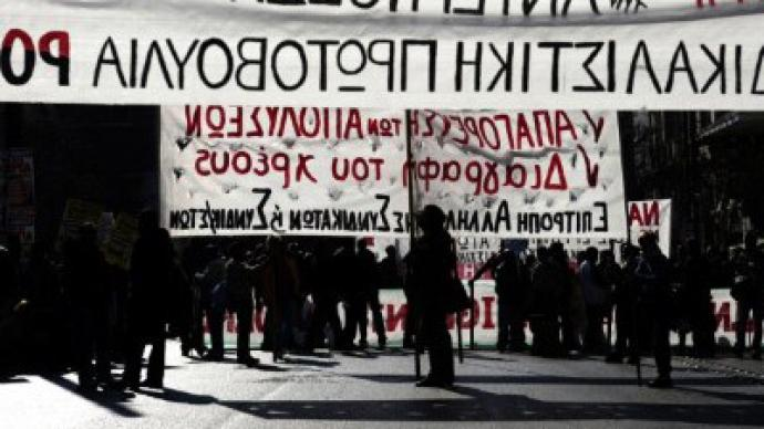 Greece strikes back as Europe seeks a New Hope