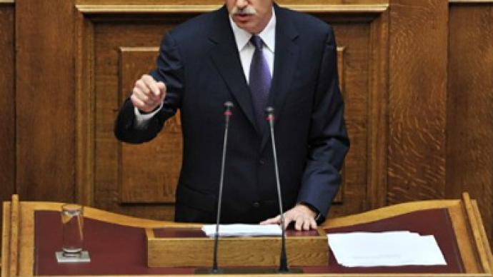 Greek PM calls for constitutional change amidst enduring crisis