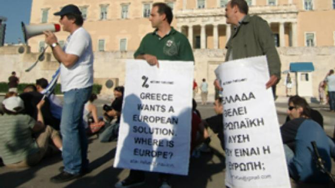 Greece's struggle against capitalism: the untold truth