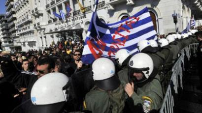 Greek bailout referendum to launch euro 'endgame'