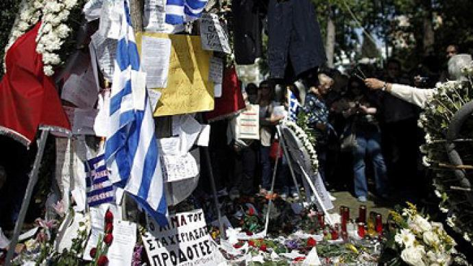 Two suicides in two days: Greece sees social backlash of crisis