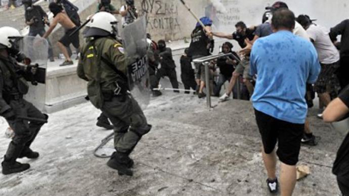 Greek crisis is Greece's responsibility – lawyer