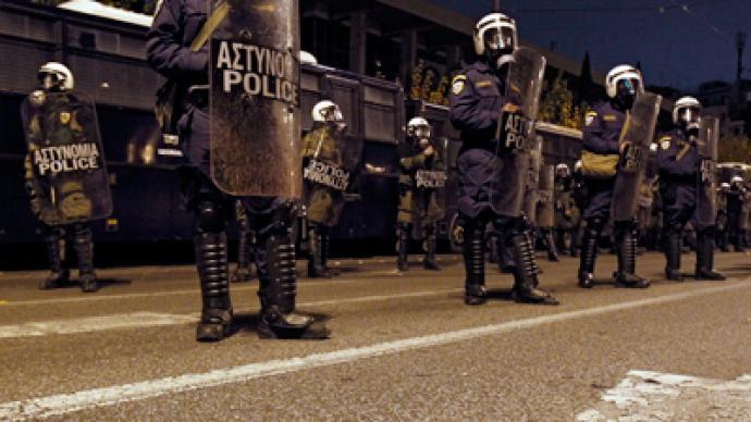 Half of Greek cops go ultra-nationalist at elections