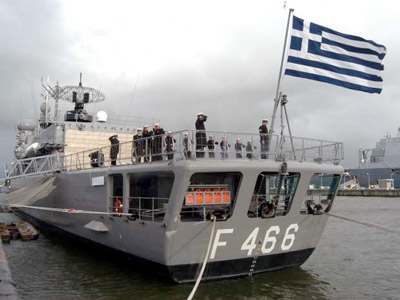 One year after IMF bailout, Greece still big on military spending