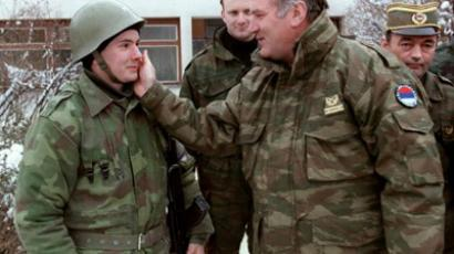 I'm proud of father's role in Bosnian war – Mladic son