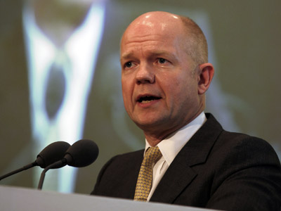 UK FM Hague instructed cabinet not to mention Iraq War – report