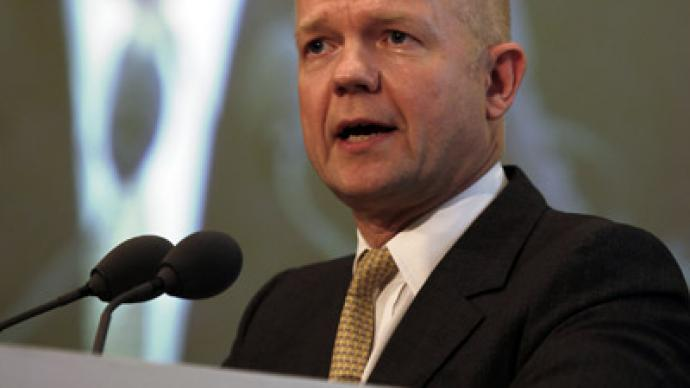 Hague: Syria turning into jihadist magnet