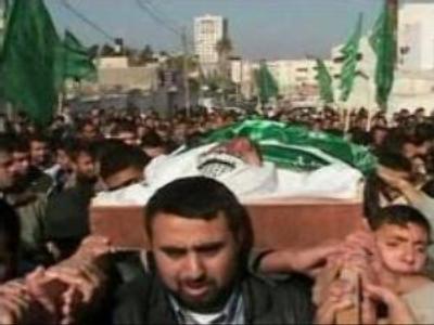 Hamas judge killed in Gaza Strip