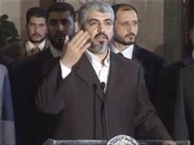 Hamas leader states demands for final peace settlement