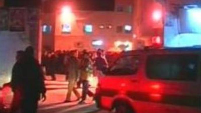 Hamas withdraws militants form Gaza City streets