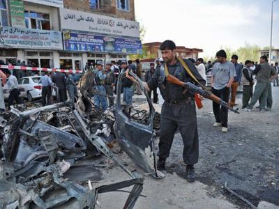 Pentagon: Haqqani militants behind Afghan assault