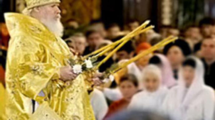 Head of Russian Orthodox Church Abroad gets blessing