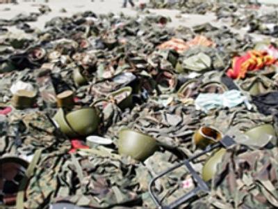 Heads roll in Georgian army shakeup